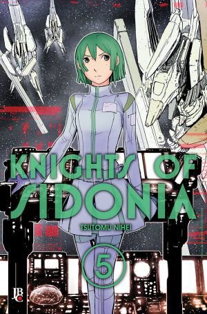 Knights of Sidonia Vol. 5 - Pré-venda