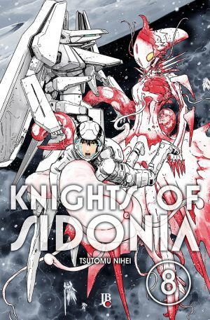 Knights of Sidonia Vol. 8 - Pré-venda