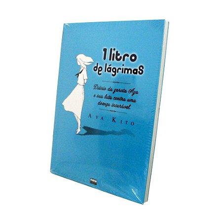 Light Novel 1 Litro de Lágrimas