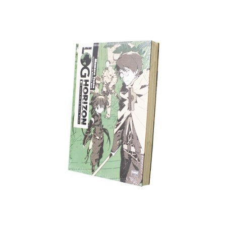 Light Novel Log Horizon Livro 1