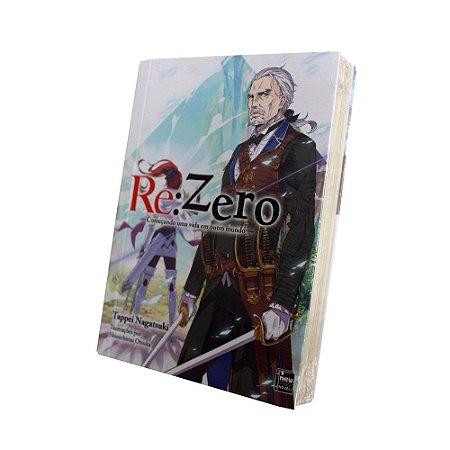 Light Novel Re:Zero Vol. 7 - Pré-venda