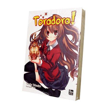 Light Novel Toradora! Vol. 1