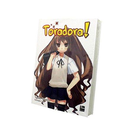 Light Novel Toradora! Vol. 3