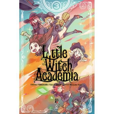 Little Witch Academia Vol. 3