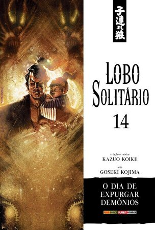 Lobo Solitário Vol. 14 - Pré-venda