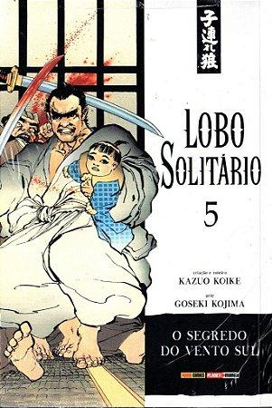 Lobo Solitário Vol. 5 - Pré-venda