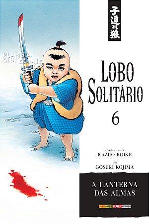 Lobo Solitário Vol. 6 - Pré-venda