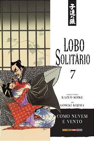 Lobo Solitário Vol. 7 - Pré-venda