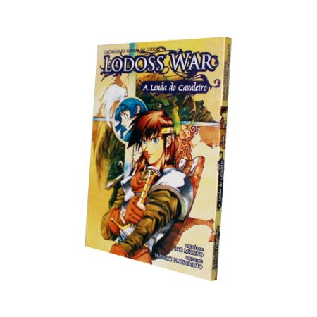 Lodoss Wars A Lenda do Cavaleiro 1