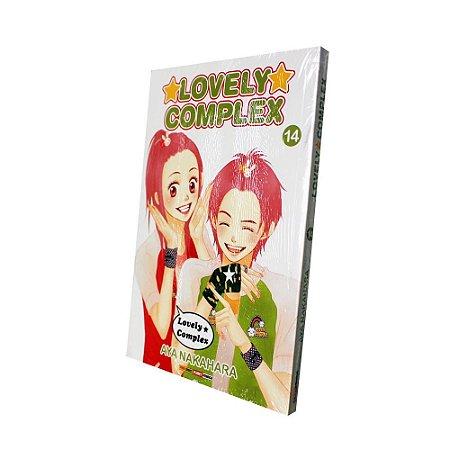 Lovely Complex Vol. 14 - Pré-venda