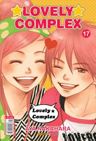 Lovely Complex Vol. 17 - Pré-venda