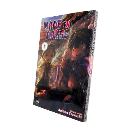 Made In Abyss Vol. 2 - Pré-venda
