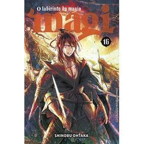 Magi: O Labirinto da Magia Vol. 16 - Pré-venda