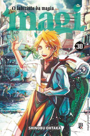 Magi: O Labirinto da Magia Vol. 30 - Pré-venda