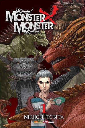 Monster X Monster Vol. 1 - Pré-venda