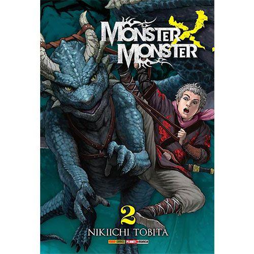 Monster X Monster Vol. 2 - Pré-venda