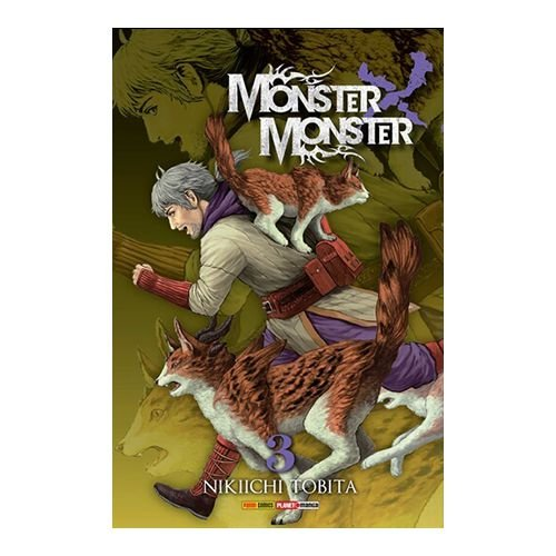 Monster X Monster Vol. 3 - Pré-venda