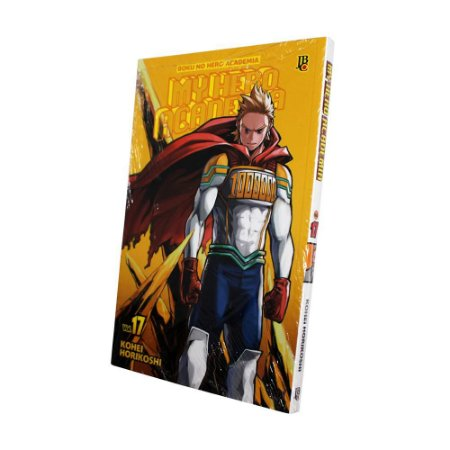 My Hero Academia Vol. 17 - Pré-venda