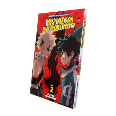 My Hero Academia Vol. 2 - Pré-venda