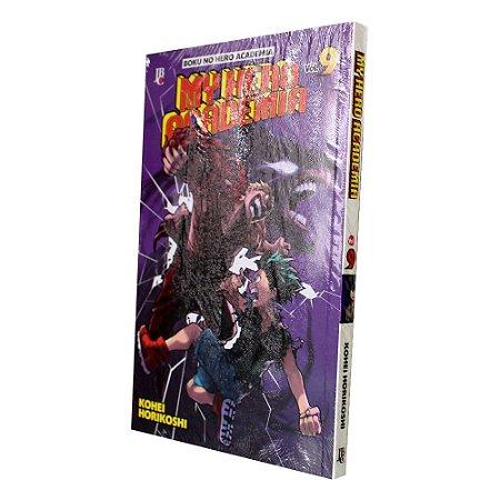 My Hero Academia Vol. 9 - Pré-venda