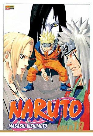 Naruto Gold Vol. 19 - Pré-venda