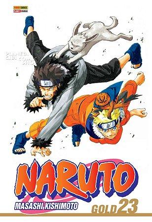 Naruto Gold Vol. 23 - Pré-venda