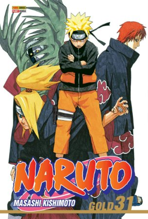 Naruto Gold Vol. 31 - Pré-venda