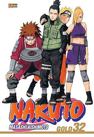 Naruto Gold Vol. 32 - Pré-venda