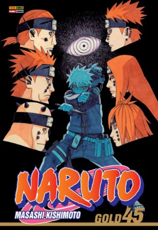 Naruto Gold Vol. 34 - Pré-venda