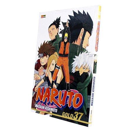 Naruto Gold Vol. 37 - Pré-venda