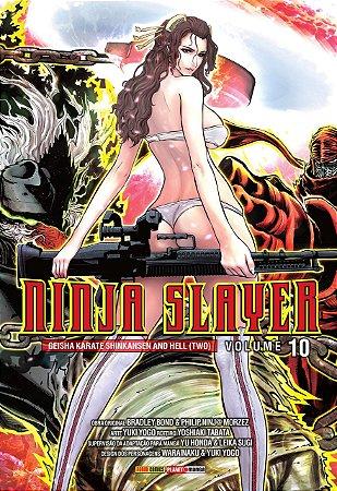 Ninja Slayer Vol. 10