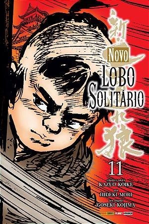 Novo Lobo Solitário Vol. 11 - Pré-venda