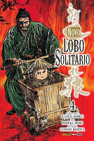 Novo Lobo Solitário Vol. 4 - Pré-venda