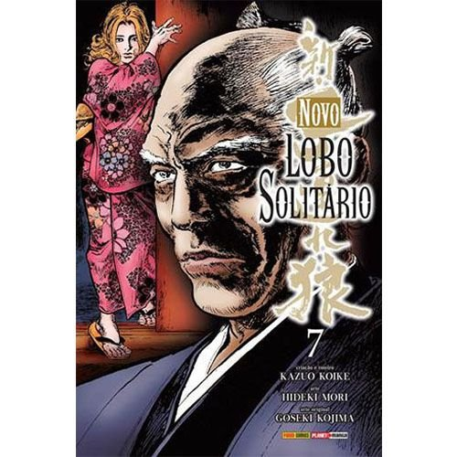 Novo Lobo Solitário Vol. 7 - Pré-venda