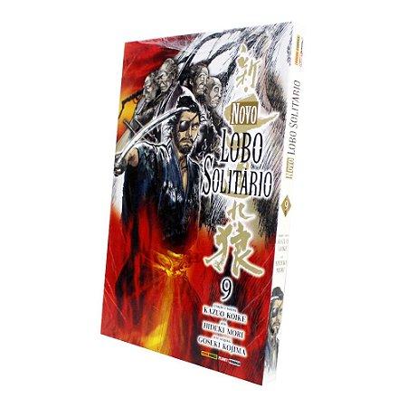 Novo Lobo Solitário Vol. 9 - Pré-venda