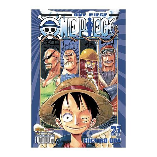One Piece Vol. 27 - Pré-venda