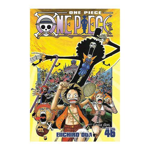 One Piece Vol. 46 - Pré-venda