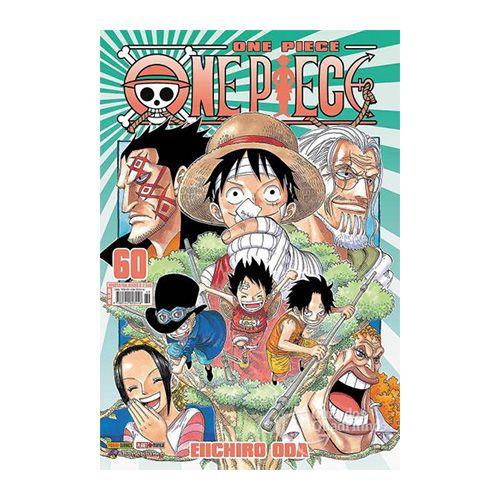 One Piece Vol. 60 - Pré-venda