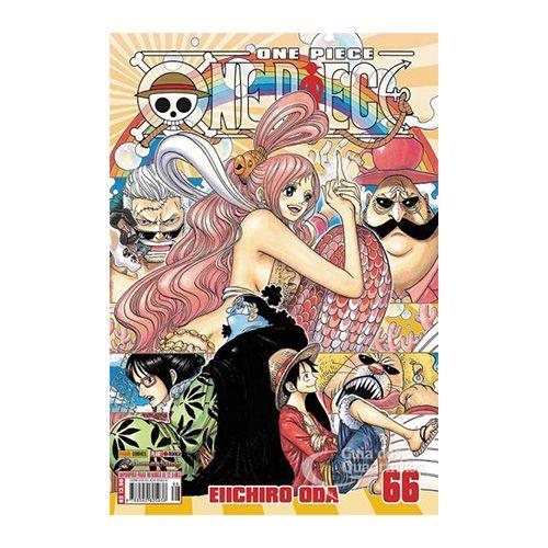 One Piece Vol. 66 - Pré-venda
