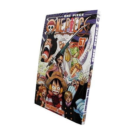 One Piece Vol. 67 - Pré-venda