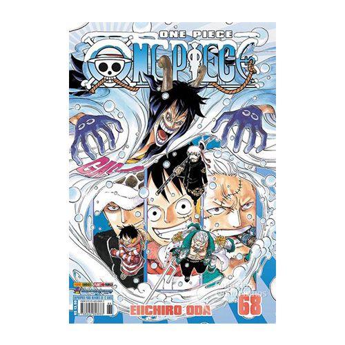One Piece Vol. 68 - Pré-venda