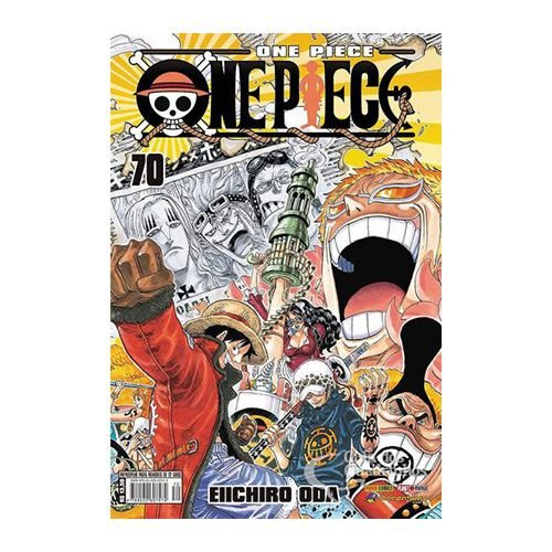 One Piece Vol. 70 - Pré-venda
