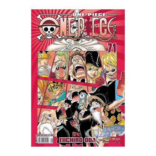 One Piece Vol. 71 - Pré-venda