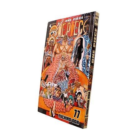 One Piece Vol. 77 - Pré-venda