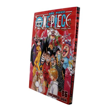 One Piece Vol. 86 - Pré-venda