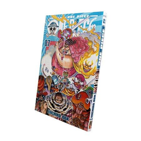 One Piece Vol. 87 - Pré-venda