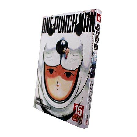 One-Punch Man Vol. 15 - Pré-venda