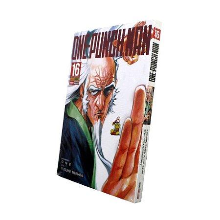 One-Punch Man Vol. 16 - Pré-venda