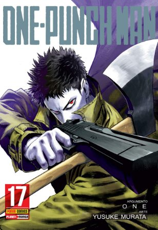 One-Punch Man Vol. 17 - Pré-venda