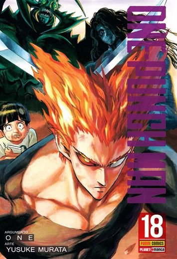 One-Punch Man Vol. 18 - Pré-venda